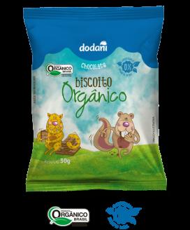 Biscoito Chocolate Dodani Orgânicos - 30gr