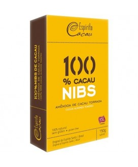Nibs de Cacau Espirito Cacau - 150gr