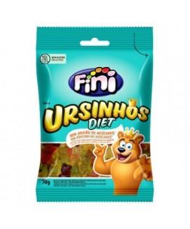 Bala Ursinho Diet Fini - 18gr