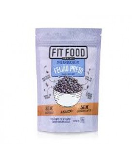 Snack Feijão Preto Barbecue Fit Food - 75gr
