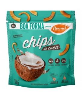 Chip Coco Flormel - 20gr