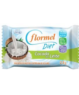 Cocada ao Leite Diet Flormel 25gr