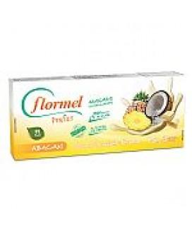 Doce flormel Frutos Abacaxi 25gr
