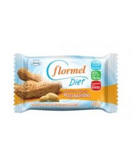Paçoca de Amendoin Diet Flormel 20gr