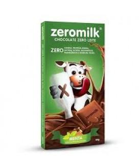 Chocolate Zero Milk Menta - 80gr