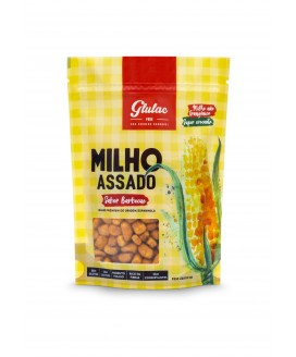 Milho Assado Mostarda e Mel Glulac - 100gr