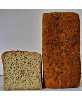 Pão Glulac Linhaça - 300gr - 600gr
