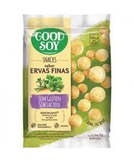 Snack Ervas Finas Goodsoy - 25gr