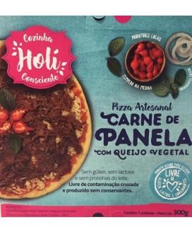 Pizza Holi Cozinha Consciente Carne de Panela - 300gr