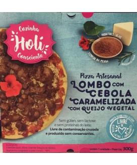 Pizza Holi Cozinha Consciente Lombo com Cebola Caramelizada - 300gr