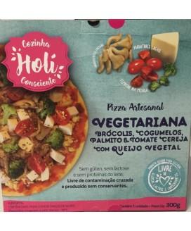 Pizza Holi Cozinha Consciente Vegetariana - 300gr