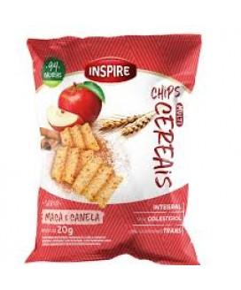 Chip Multicereal Inspire Alimentos Doce - 20gr