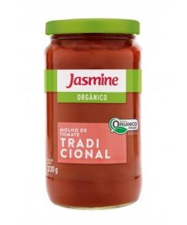 Molho de Tomate Tradicional Jasmine - 330gr
