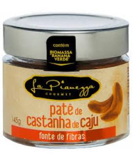 Patê Castanha de Caju La Pianezza - 145gr