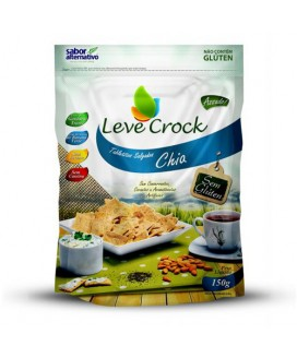Biscoito Tabletitos Leve Crock - 150gr