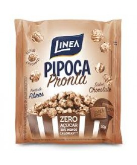 Pipoca Pronta Zero Açúcar Línea - 50gr