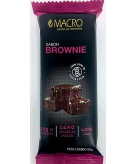 Barra Brownie Macronutrition - 65gr