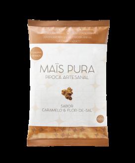 Pipoca Mais Pura Caramelo Flor de Sal - 50gr