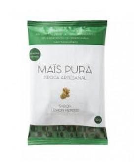 Pipoca Mais Pura Lemon Pepper - 50gr