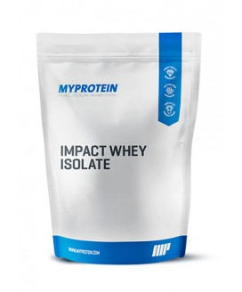 Impact Whey Isolate Myprotein - 1kg