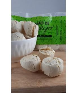 Pão Não De Queijo Cebola e Salsa - 400gr