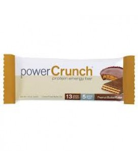 Barra Power Crunch Nature's Best - 42gr