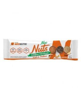 Barra Neo Nuts Colageno Sementes Neonutri - 30gr