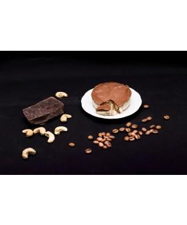 Torta Café com Ganache Novah - 90gr