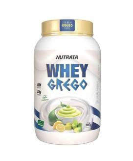 Whey Grego Nutrata - 900gr