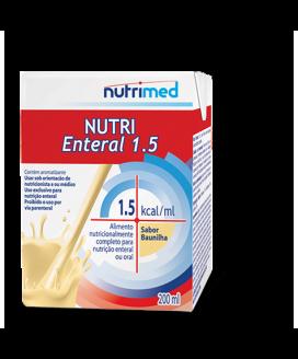 Nutri Enteral 1.5 Chocolate Nutrimed - 200ml