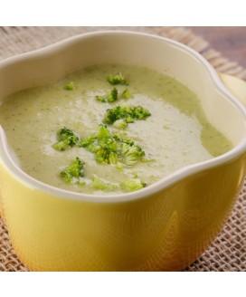Sopa de Brócolis com Parmesão Olive Alimentação Low Carb