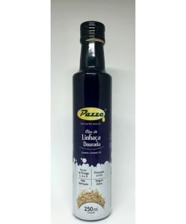 Óleo de Linhaça Dourada Extra-Virgem Pazze - 250 ml