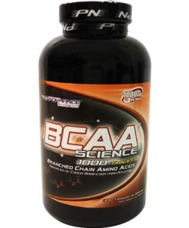 BCAA Science 1000 Performance Nutrition
