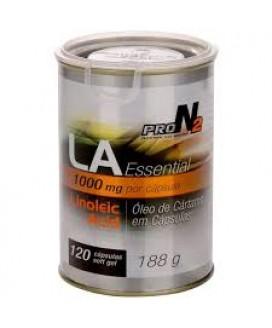 LA Linoleic Acid Pron2 Pro Nutrition - 60cp