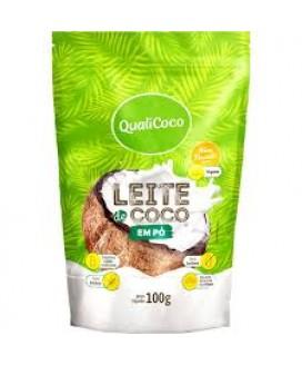 Leite de Coco em Pó Qualicoco - 100gr