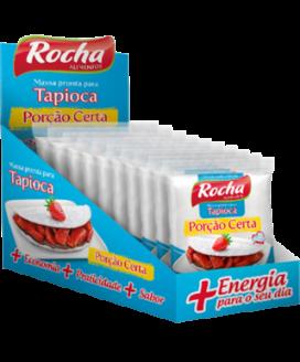 Tapioca Rocha Porção Certa - 70gr