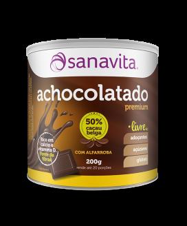 Achocolatado Sanavita Premiun - 200gr