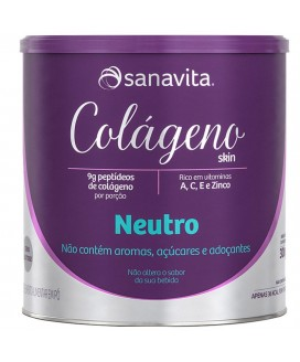Colageno Hidrolisado Sanavita Original - 300gr