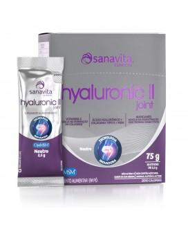 Hyaluronic II Joint Neutro Sanavita - 30 sticks de 2,5g