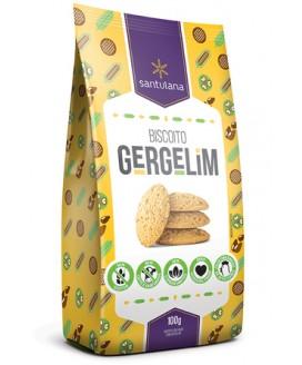 Biscoito Gergelim Santulana - 100gr