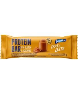 Protein Bar Doce de Leite Zero Suavipan - 35gr