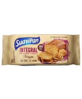 Bolo Integral Zero Açúcar Nozes Suavipan - 250gr