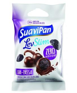 Drageado Uva Passa Suavipan - 40gr