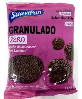 Granulado Chocolate Vegan Suavipan - 100gr