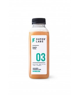 Suco Apple Tonic Super Labs - 400ml