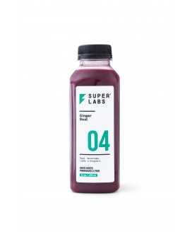Suco Ginger Beat Super Labs - 400ml
