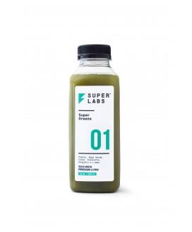 Suco Super Greens Super Labs  - 400ml