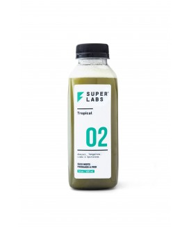 Suco Tropical Super Labs - 400ml