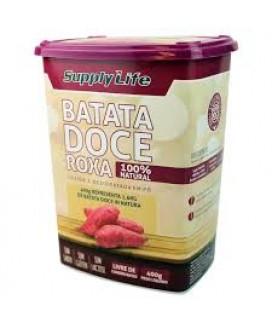 Batata Doce em Pó Roxa Supply Life - 400gr