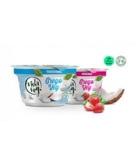 Iogurte Gregoveg Vida Veg - 130gr